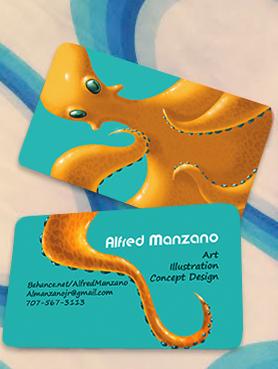 New Business Card by Modernerd