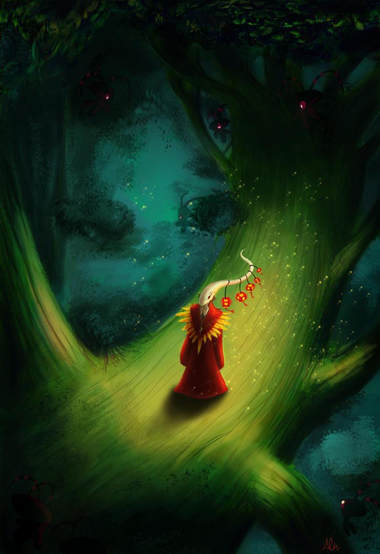 Illum Forest by Modernerd