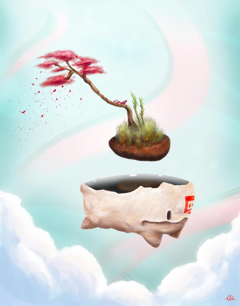 Air Bonsai by Modernerd