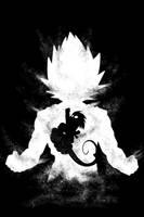 Goku by Modernerd