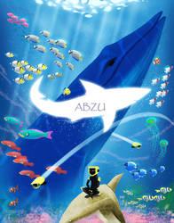 ABZU FANART by Modernerd