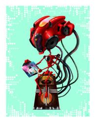 Speakerbot by Modernerd