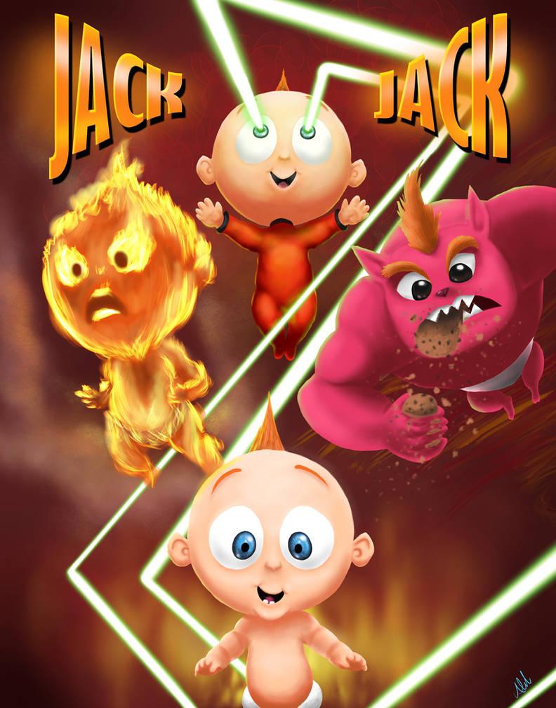 JackJack by Modernerd