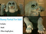 Bunny Fursuit (for sale~!)