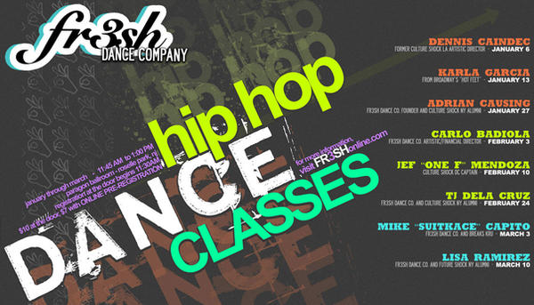 Hip Hop Dance Classes Jersey City