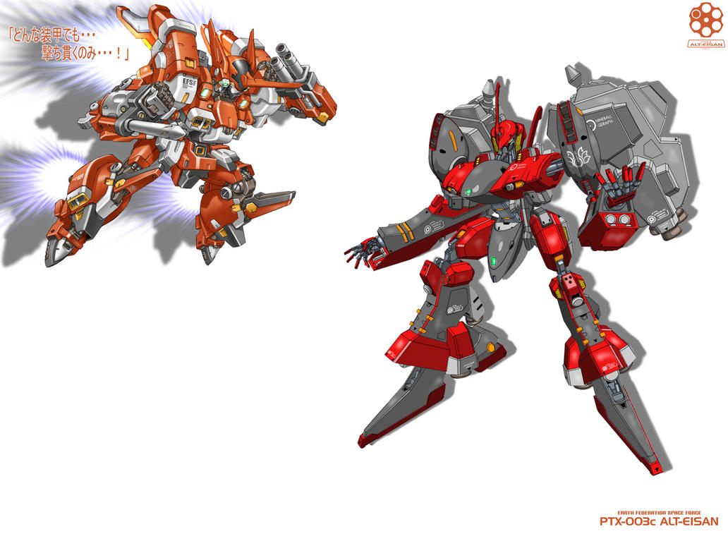 Neat Mechs by MrPockets