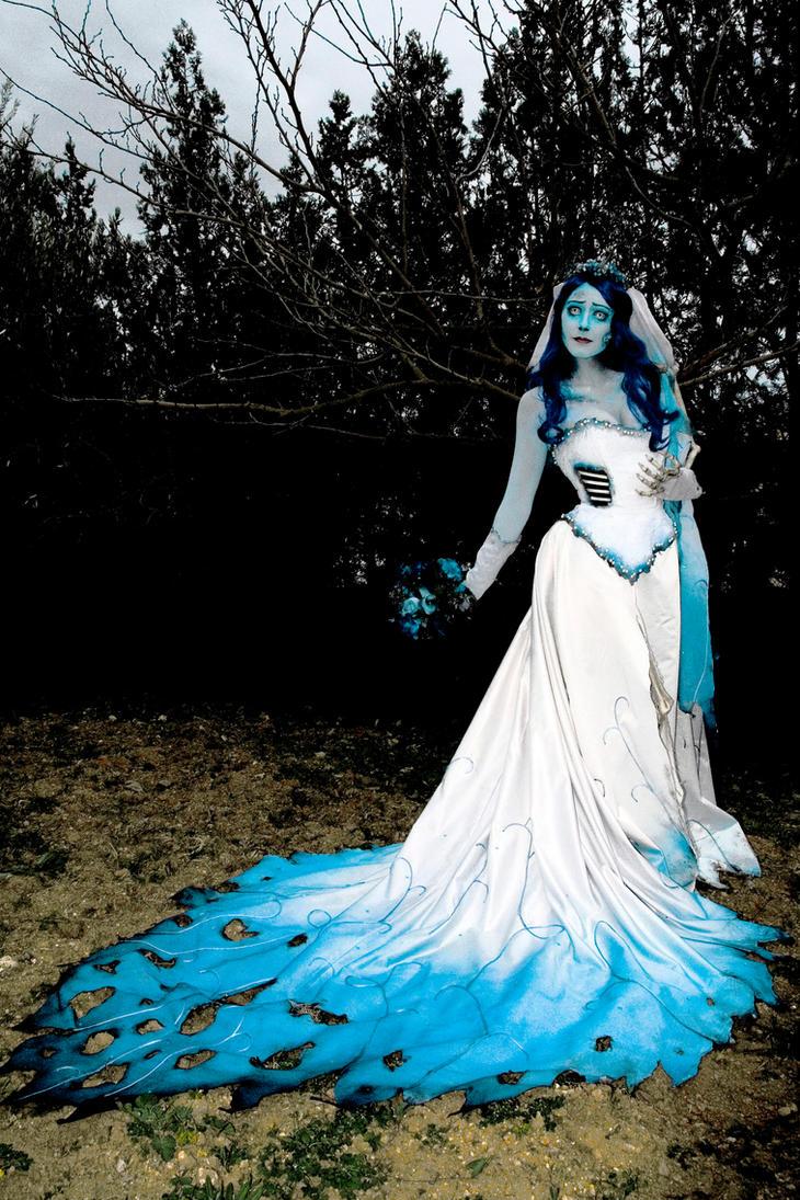 Corpse bride by MeiTotoro