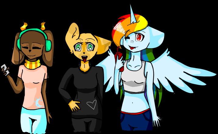 Squad by XxMegaDAshxX