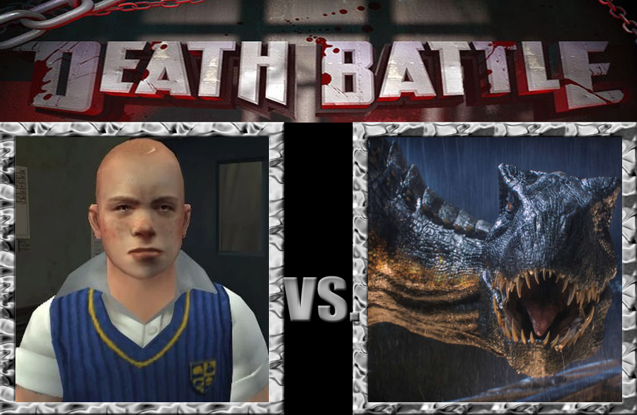 Jimmy Hopkins vs the Indoraptor by Pyro-raptor