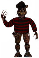 Freddy front pose 2