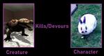 What if S.C.P 682 kills or devours S.C.P 524? by Pyro-raptor