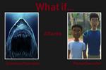 What if The Megalodon attacks Kenji and Darius?