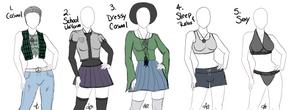 Kendra Lennox Fashion Line Up
