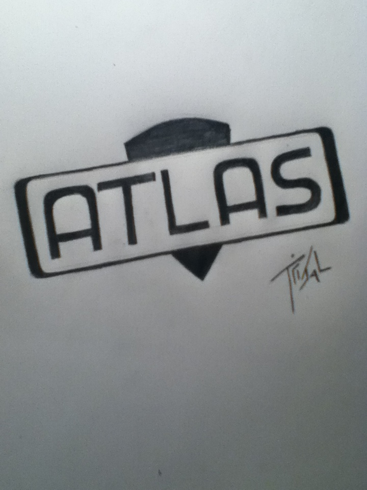 Atlas Corp Logo by Mr-Roth