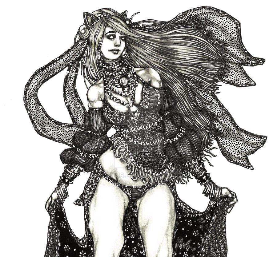 Ragnarok_Dancer by Cetrus