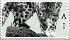 Stamp - Animal Illustration by Faelourn