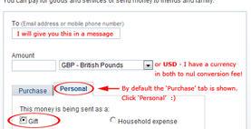 PayPal - Sending Monies How2 by Faelourn