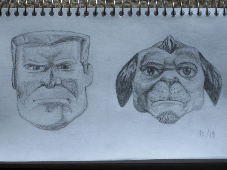 Small soldiers by that-one-guy5