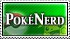 PokeNerd Stamp by Blackhole12