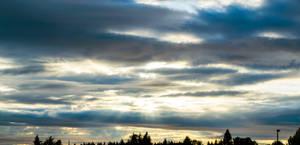 Burlington Sky