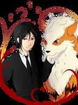 [Art trade] Cursed flame