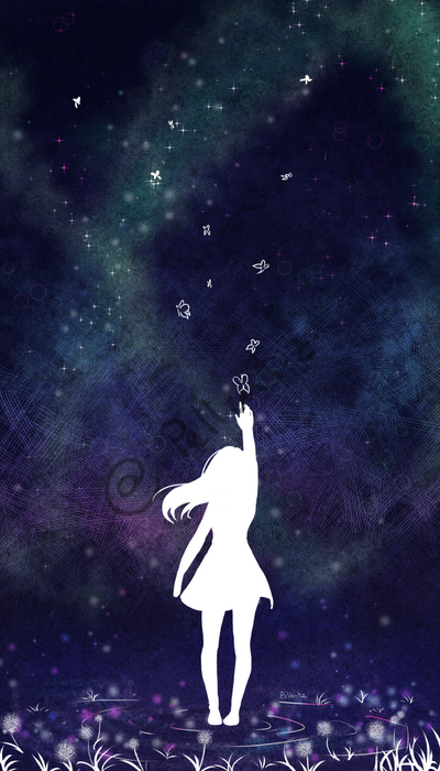 Let me reach the sky (2nd) by Pellichi