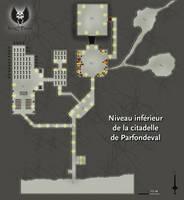 La caverne sous la citadelle de Parfondeval by etherneofzula