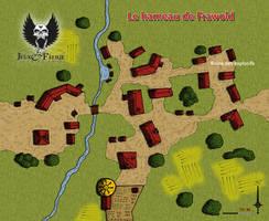 Le hameau de Frawold by etherneofzula