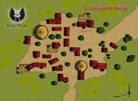 Le hameau de Breley by etherneofzula
