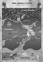 La marche du Septentrion en noir et blanc by etherneofzula