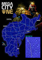 Mega City One by etherneofzula