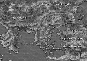 Le monde de Chaosmos Noir et Blanc by etherneofzula