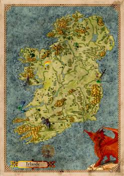 Irlande medievale et fantastique