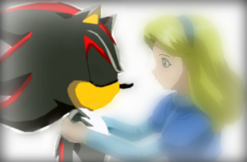 death of maria sadness of shadow the hedgehog by ...