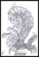 Necrouste - Koukakuryou by Samuel-SILVER