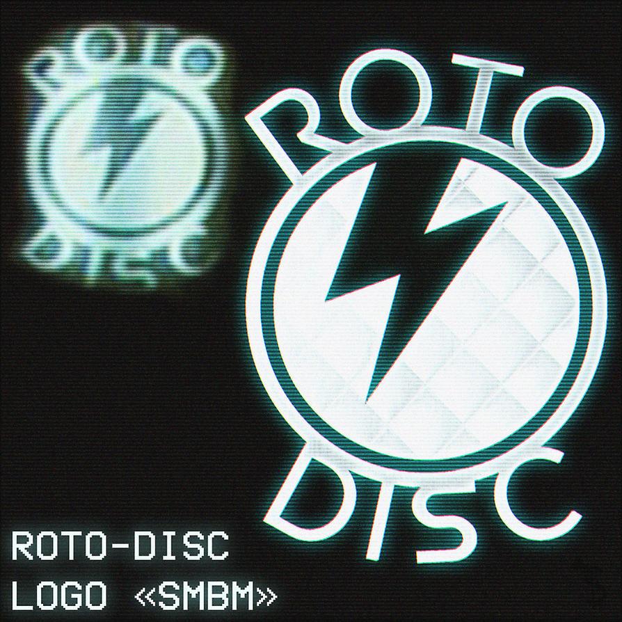 ROTO-DISC LOGO by Samuel-SILVER