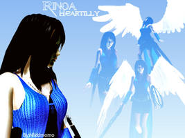 Rinoa Heartilly Wallpaper by Nikkimomo