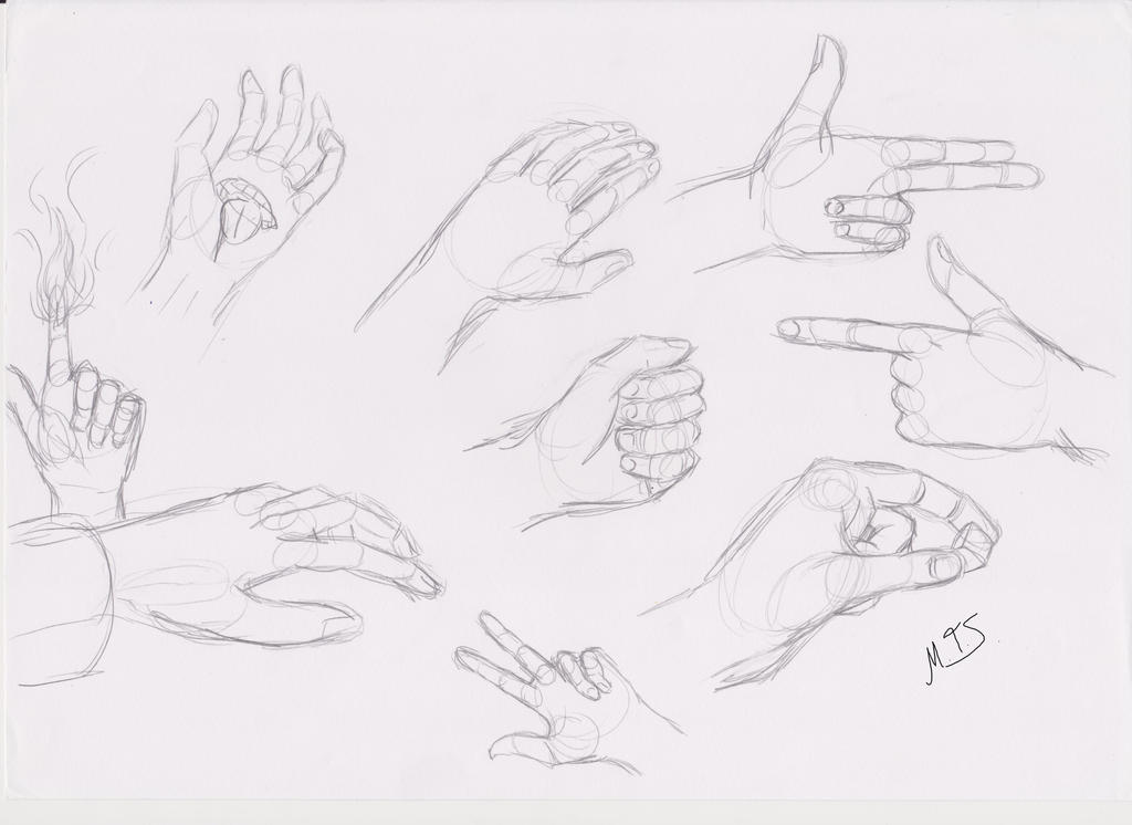 Hands by MimiHayameYokai-Chan