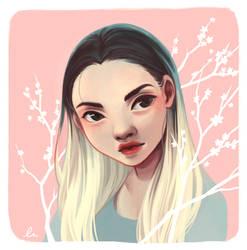 Sakura by mistraLN