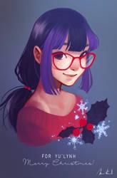 Yuna by mistraLN