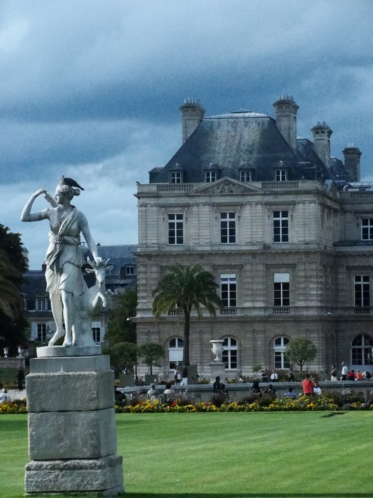 Jardin du luxembourg by mulcha on deviantart for Art du jardin zbinden sa