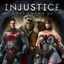 Injustice Skin Pack  RedSon
