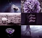 KHR OC aesthetics - Vivienne Gautier by KoMARga