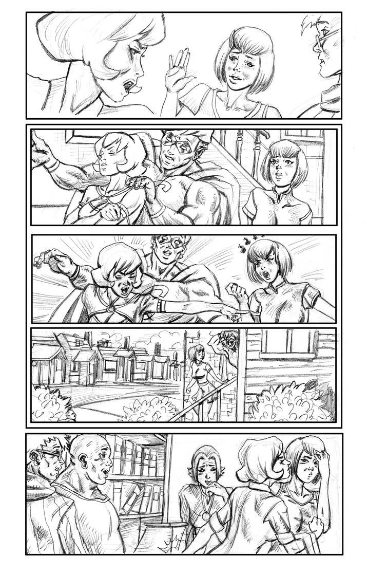 yaoi huntress comic pg_7 by BlackZarak