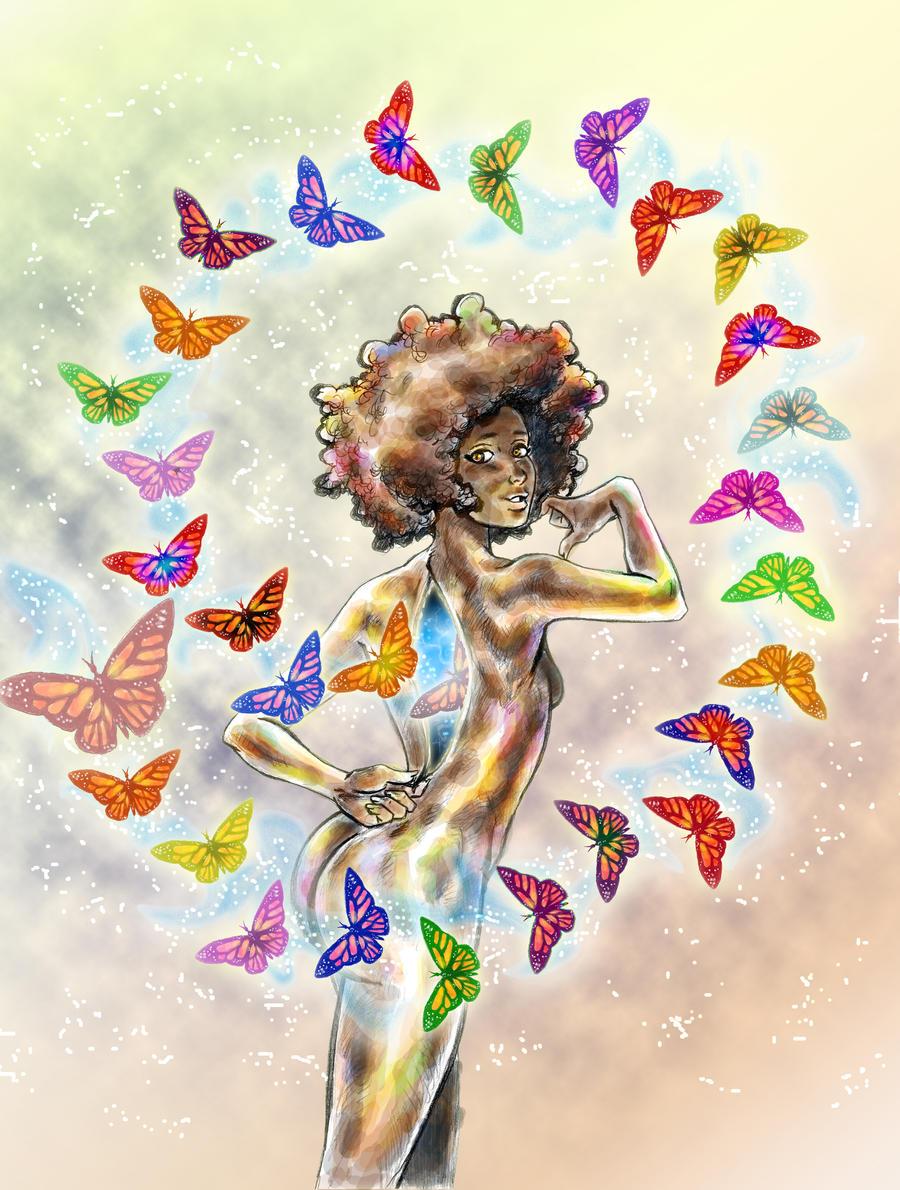 reveal your true self.... by infinitestudios2005