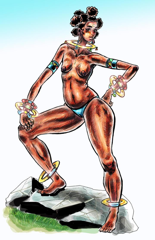 Female Omni.... by infinitestudios2005