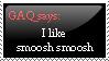 GAQ: I like Smoosh Smoosh by SunsetRevelation
