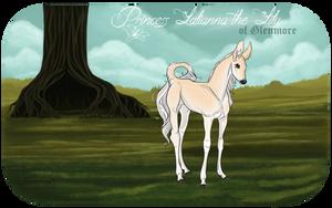 Lalianna the Lily | Hind | Princess