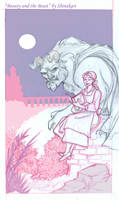 Beauty and the Beast - Rough 1