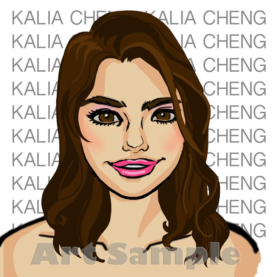 Selena Gomez by shinakari